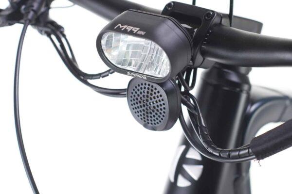 Klever X-Speed Pinion M99 Mini Pro koplamp
