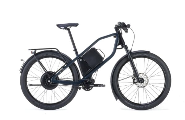 Klever X-Speed Pinion Peacock Blue