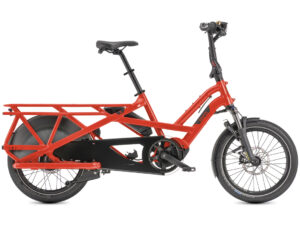 Tern GSD S00 Gloss Tabasco Red 2021