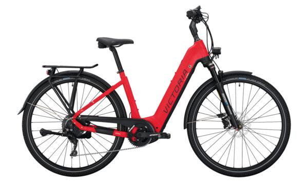 Victoria eManufaktur 12.9 Dames Red 2021