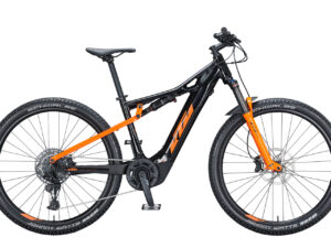 KTM MACINA CHACANA 293 Metallic Black Orange