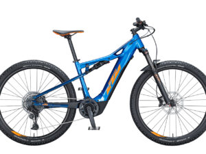 KTM MACINA CHACANA 294 Metallic Blue Orange Eveblue