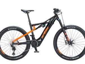 KTM MACINA KAPOHO 2971 Metallic Black Orange