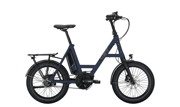 iSY DrivE S8 ZR 2021 Berry Blue Matt