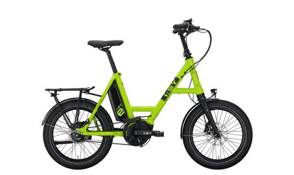 iSY DrivE S8 ZR 2021 Light Green Matt