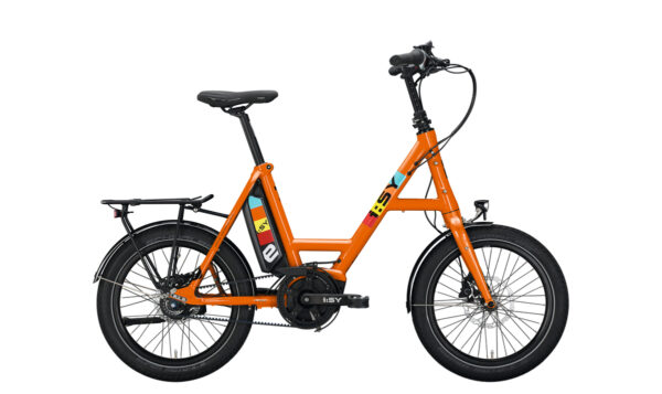 iSY DrivE S8 ZR 2021 Pure Orange