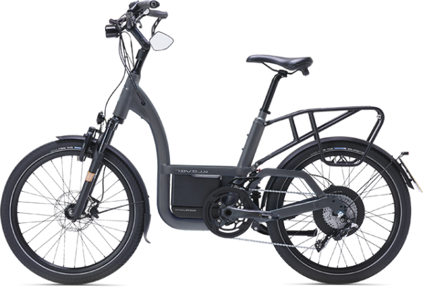 Klever B-Speed-Orig Graphite Grey Reflect 2021