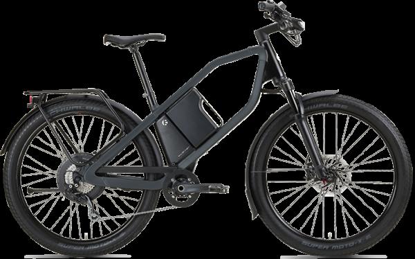 Klever X-Comfort Dark Grey Matt 2021