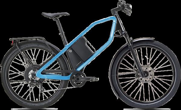 Klever X-Power Iris Blue Matt 2021