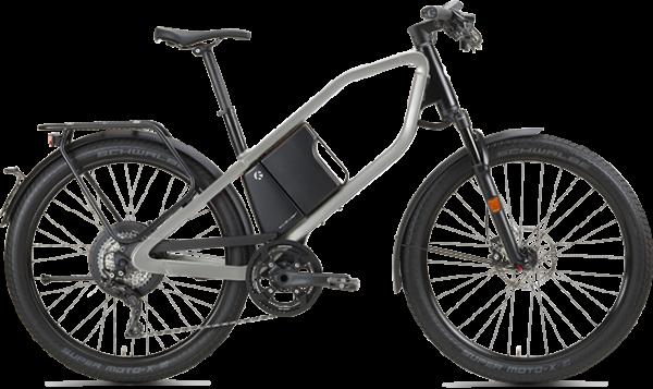 Klever X-Speed Original Iron Grey 2021