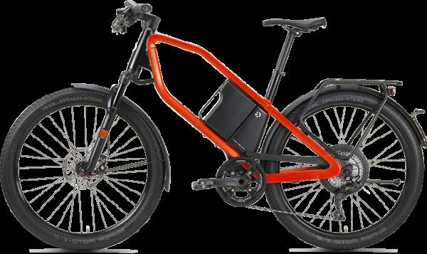 Klever X-Speed Original Tanager Orange Reflect 2021