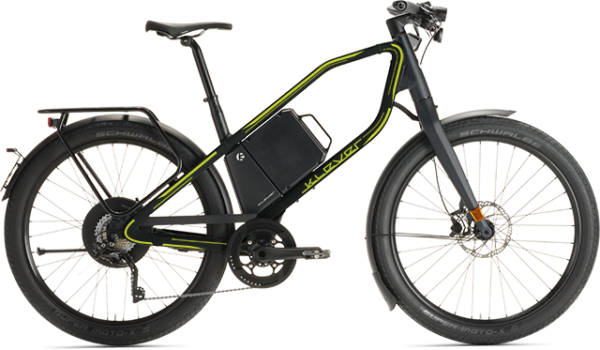 Klever X-Speed Pure Graphic Green 2021