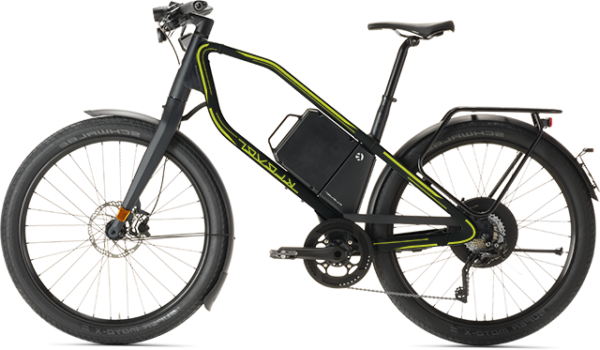 Klever X-Speed Pure Graphic Green Reflect 2021