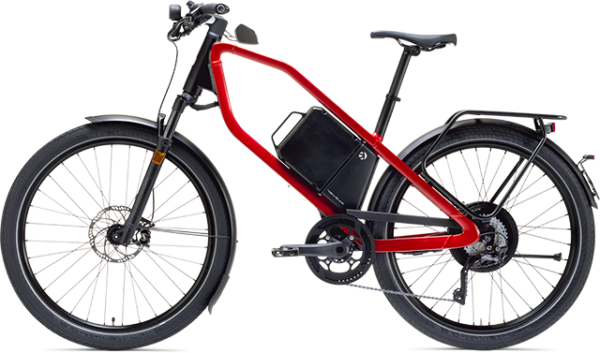 Klever X-Speed Red Reflect 2021